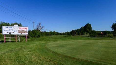 Pewaukee Golf Club, Pewaukee, WI