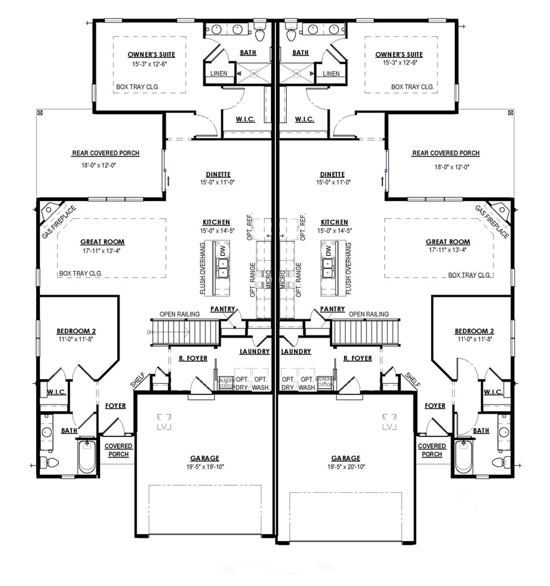 The Evelyn at Bridlewood Floor Plan - Halen Homes