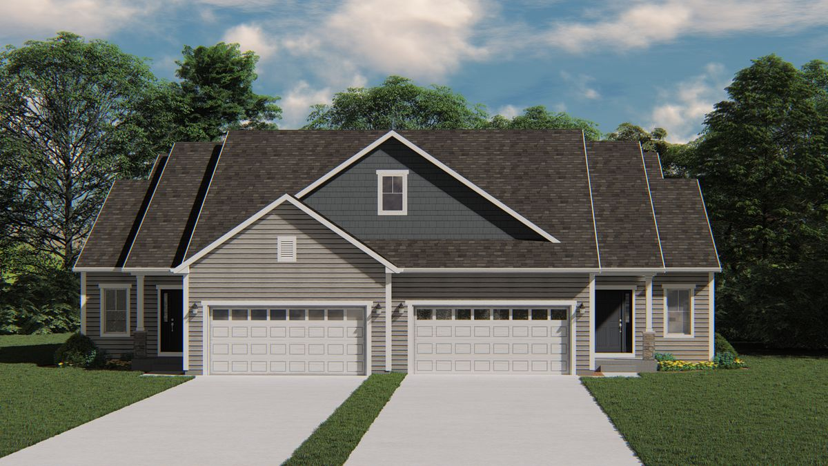 The Juliet at Bridlewood by Halen Homes