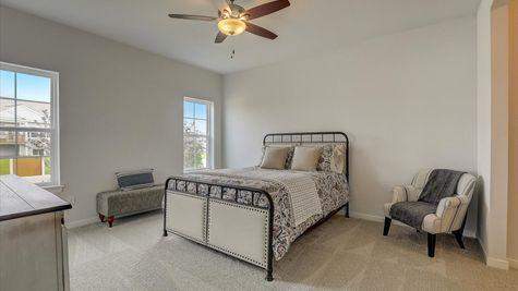 The Aspen Owners Bedroom W142 N11287 Wrenwood Pass, Germantown, WI
