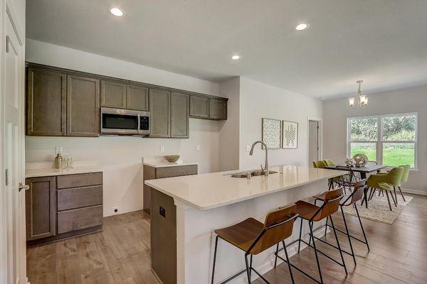7960 W Park Circle Way - Kitchen