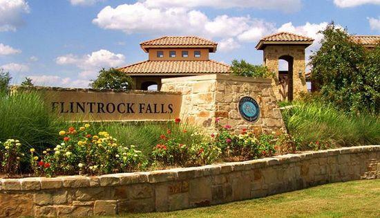 Flinkrock Falls