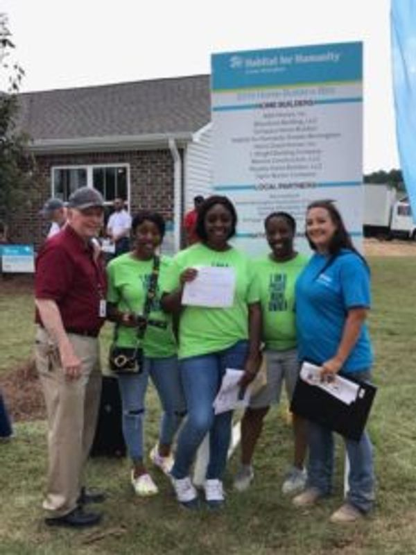 Harris Doyle Partners with Habitat For Humanity for Home Builders Blitz