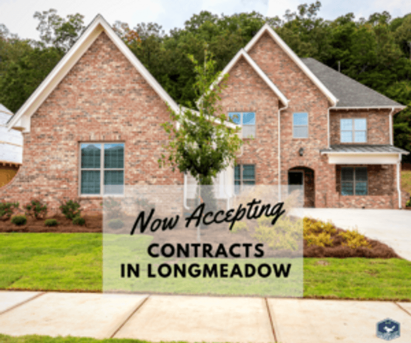 Now Accepting Contracts at Longmeadow in Trussville