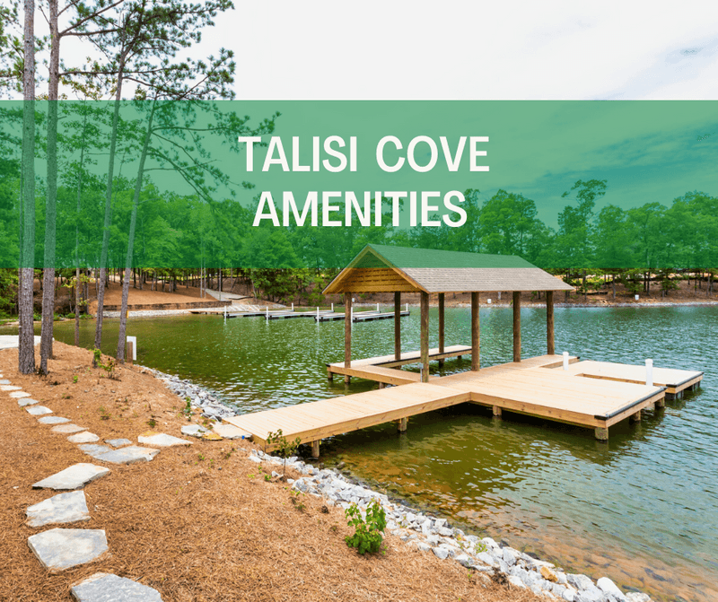 Talisi Cove Amenities