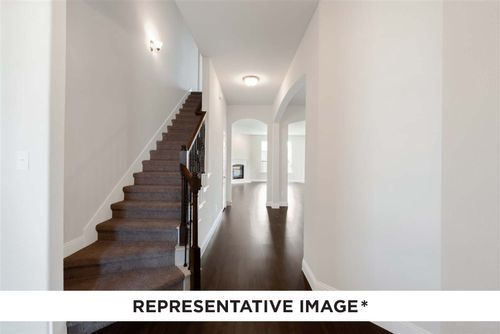 Monroe Floor Plan Representative Photography