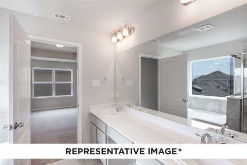 Telfair Floor Plan Representative Image