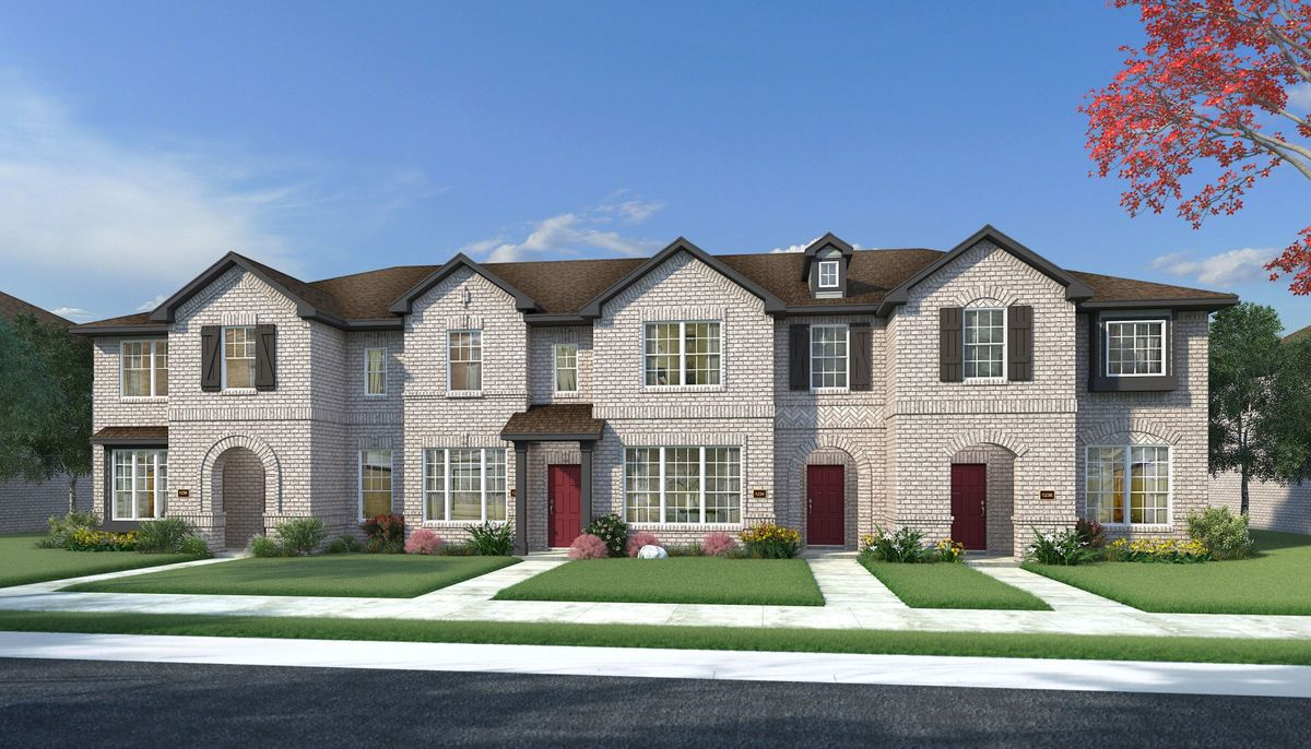 Coommunity Heritage Trails Townhomes