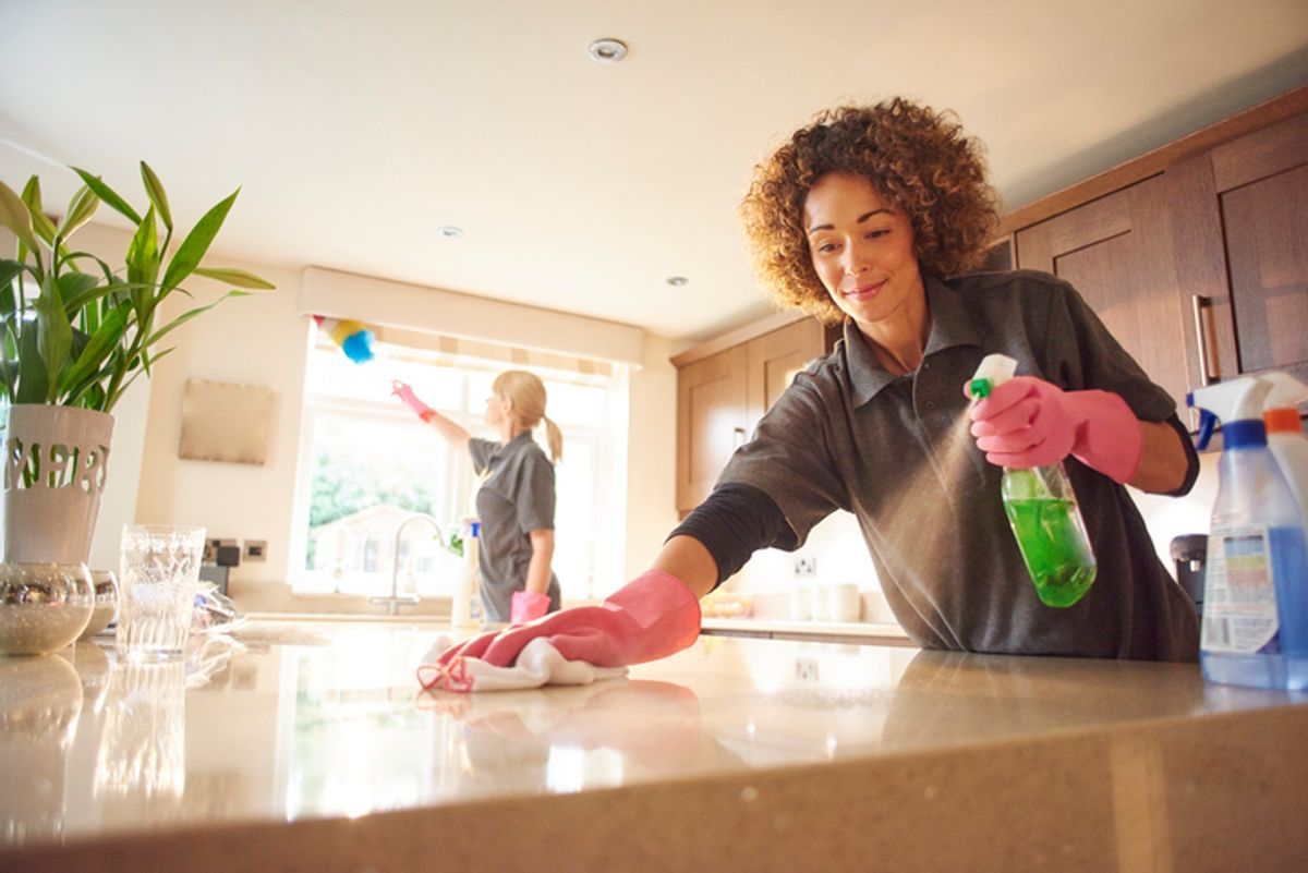6 Spring Cleaning Tips for 2021