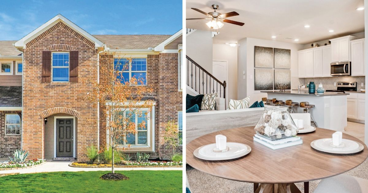The benefits of a townhouse