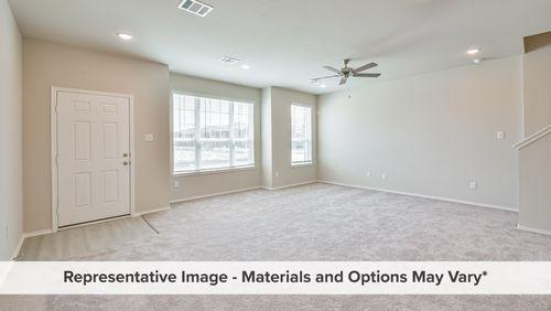 Crockett Floor Plan Representative Image