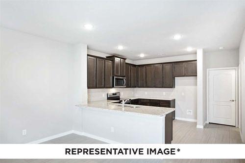 Andrews Floor Plan Representative Image