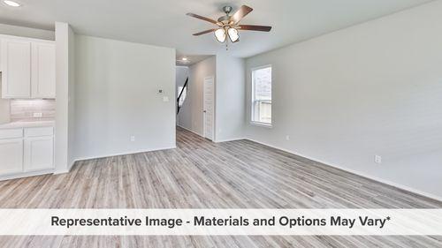 Gladewater Floor Plan