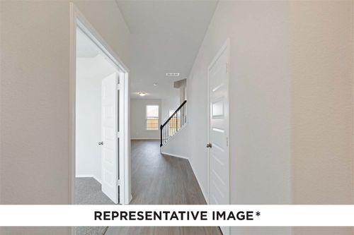 Teak Floor Plan Representative Image