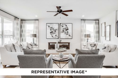 Franklin Floor Plan Representative Photo
