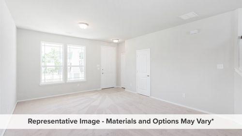 Melrose Floor Plan