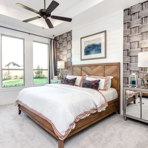HistoryMaker Homes at Summer Lakes Bedroom