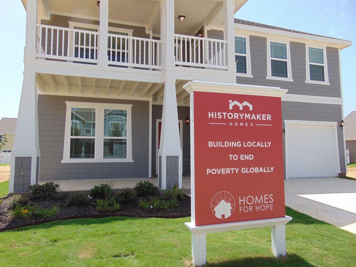 Local Home Builder Raises $150,000 Through Benefit Home