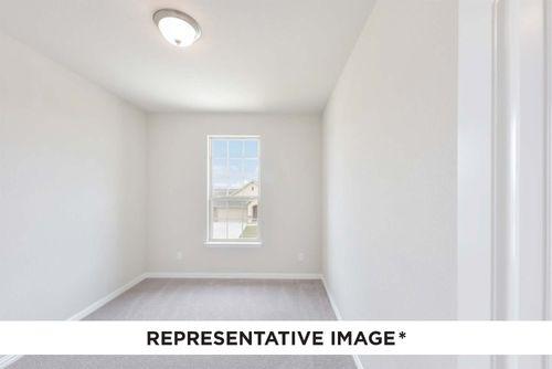 Candleberry Floor Plan Representative Image