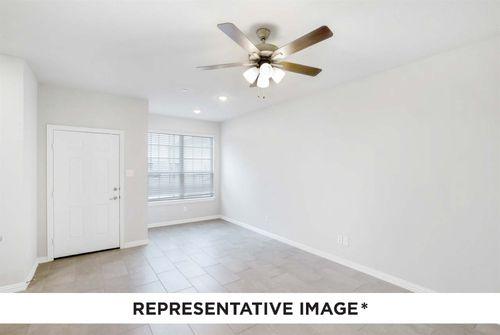 Bowie Floor Plan Representative Image