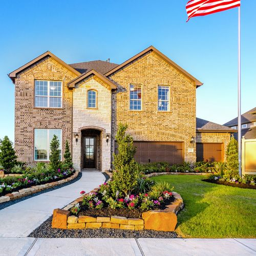 HistoryMaker Homes at Summer Lakes Model