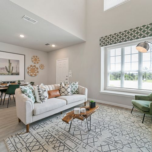 Heritage Trails Townhomes Model
