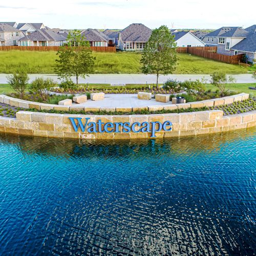 Waterscape in Royse City