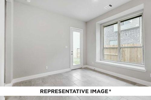 Rayburn Floor Plan Representative Image