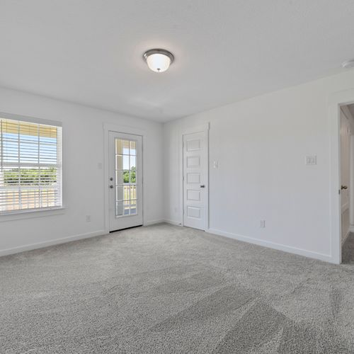 Landing at Providence bedroom 9 | HistoryMaker Homes