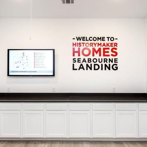 Seabourne Landing HistoryMaker Homes Model