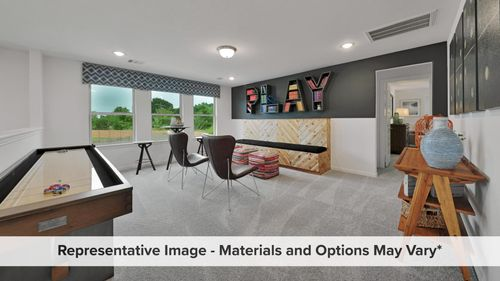Livingston Floor Plan