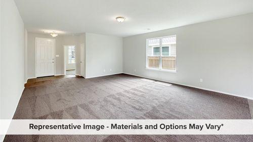 Redwood Floor Plan