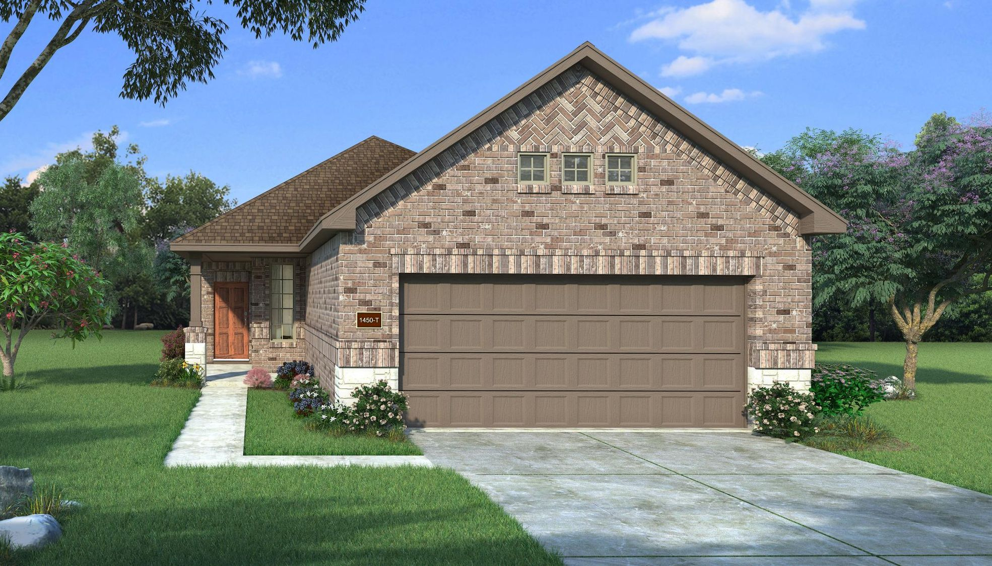 Benbrook with Elevation T