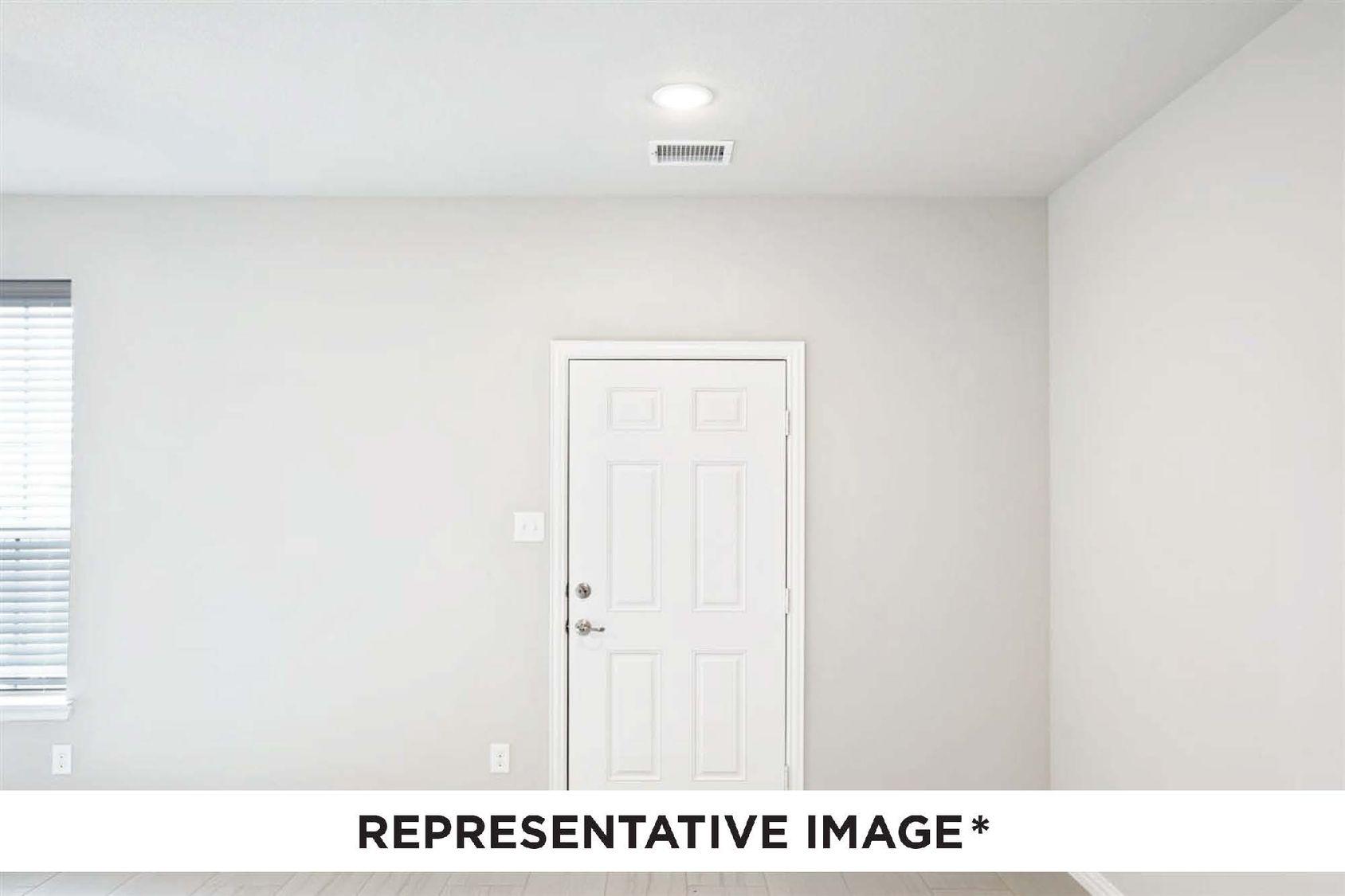 Houston Floor Plan Representative Image