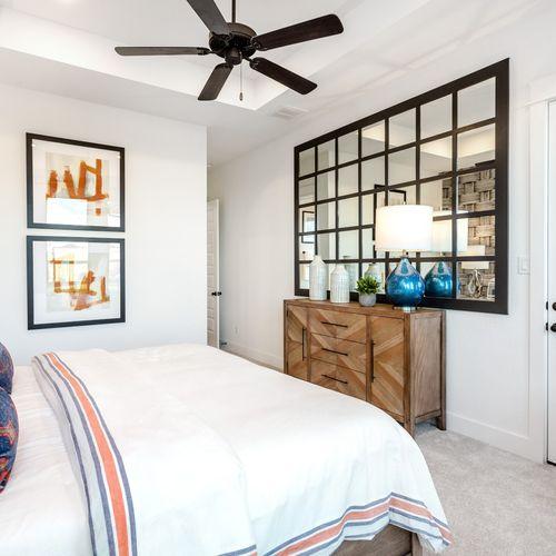 HistoryMaker Homes at Summer Lakes Bedroom 2