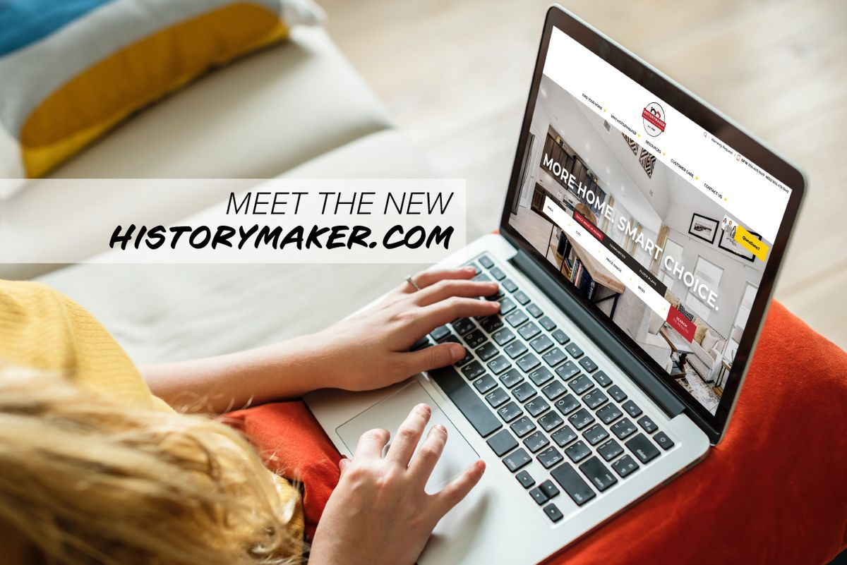 Your HistoryMaker Home Search Just Got a Lot Easier: Our New Website Redesigned Just for You