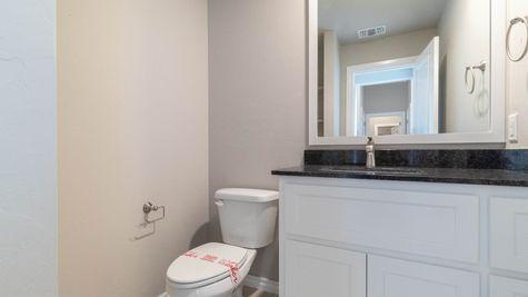 Homes by Taber Hazel Half Bath PLUS Floor Plan -4301 Clevenger