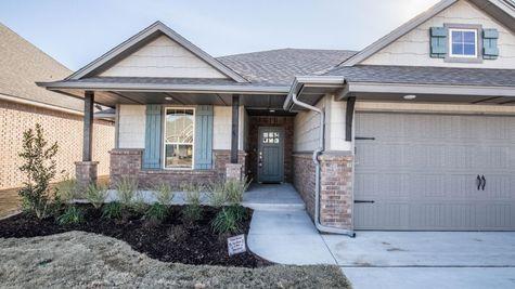 Homes by Taber Example of Sage Floorplan
