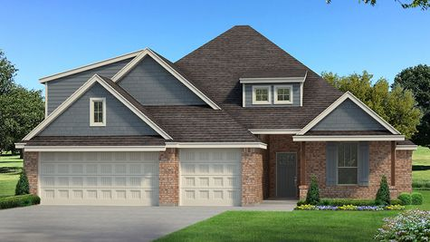 Homes by Taber Example of Sage Bonus Room 1 Floorplan