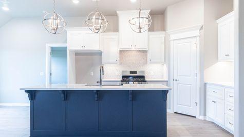 Homes by Taber Brinklee Floor Plan - 8409 NW 160th St