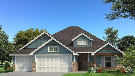 Homes by Taber Blue Spruce Plus Floor Plan
