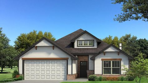 Homes by Taber Kamber A2 Floor Plan - Black and White