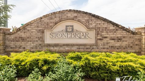 New Homes in Edmond OK in Stonebriar