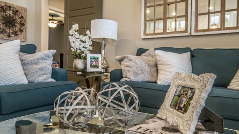 New Homes in Yukon in Castlebrook Crossing