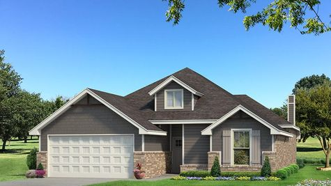 Homes by Taber Teagen Siding Elevation - Shades of Grey