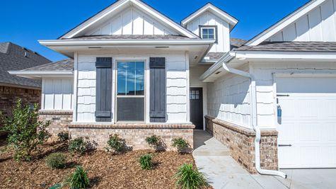 Homes by Taber Brinklee Floor Plan - 3817 Palisade Lane