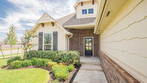 New Homes in Yukon in Chisholm Trails