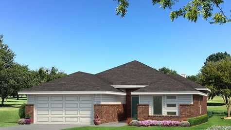 Homes by Taber Julie Floor Plan B Elevation