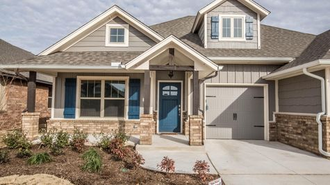 Homes by Taber Example of Shiloh Floorplan