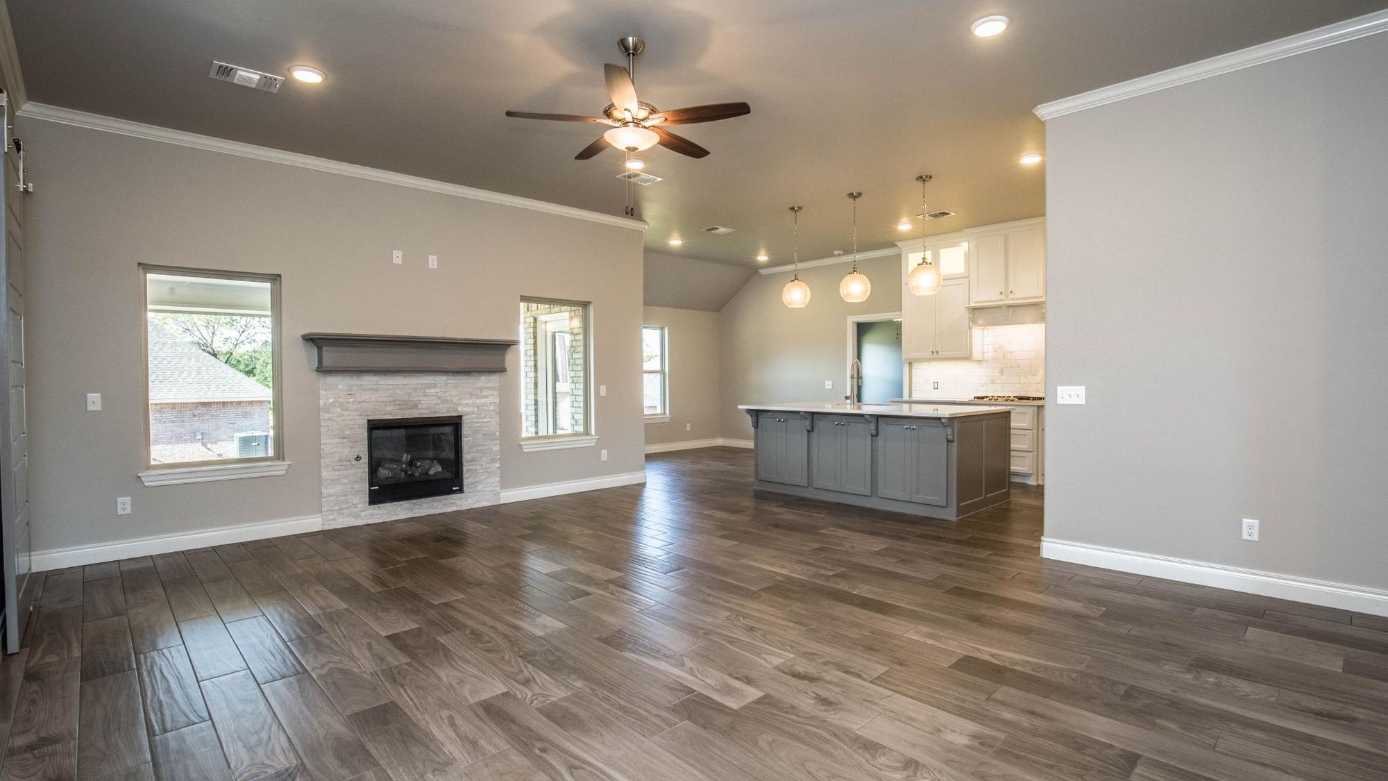 Homes by Taber Example of Cornerstone Floorplan